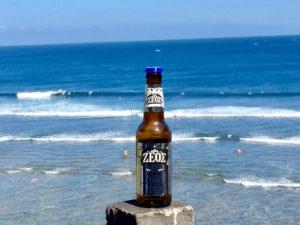 Zeos Black Weiss Greek Beer