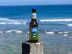 Zeos Gold Pilsner Greek Beer