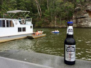 Zeos Greek Beer - in Australia