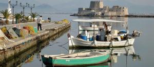 Venetian Fortress, Nafplio Greece