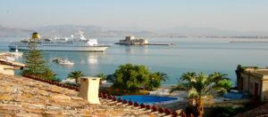 Nafplio-cruise ship