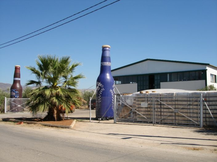 Zeos Brewery, Argos, Greece